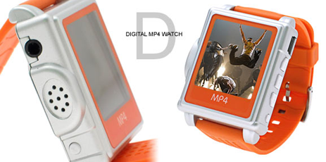 MP4 Watch Strikes Again...No Longer Plays MP4