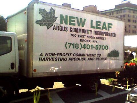 Frightening News From The Park Slope Farmer's Market