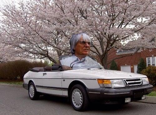 Will Bernie Ecclestone Buy Saab?