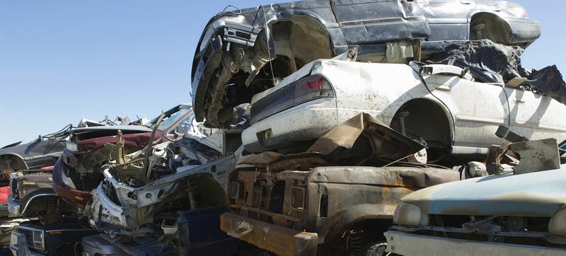The Obscure Loophole That Explains Why Thieves Prefer Old, Junky Cars