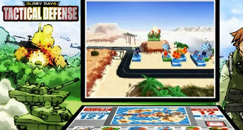 There's A Touch Of Nintendo In This Tower Defence Game