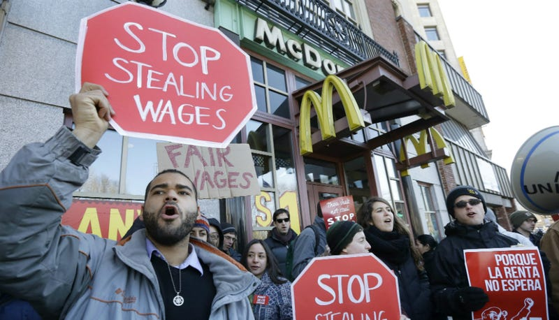 Fast Food CEOs Make Over 1000 Times as Much as Their Employees