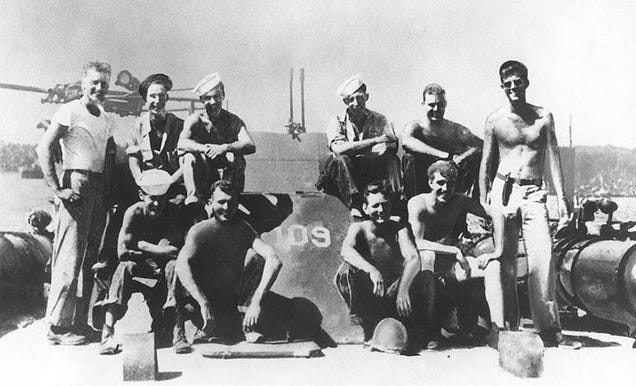 PT Boats: The Only Fast Attack Craft Fit for a President