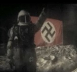 The Fourth Reich Takes Flight In Space
