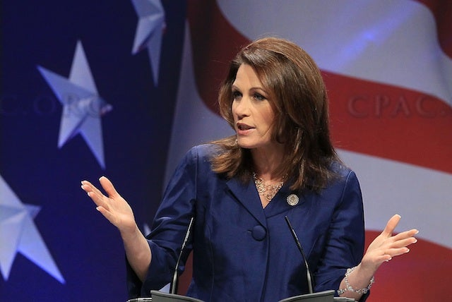 Alas, Michele Bachmann Is Probably Running For President