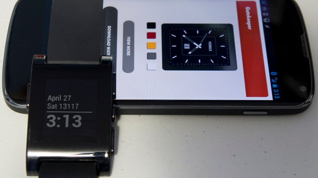 The best Android apps for your Pebble