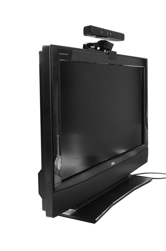 Put Your Kinect On a Wall, On a Stand or On a TV