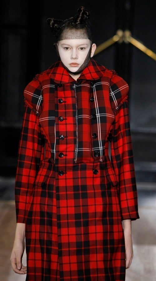 Comme Des Garcons: Mad, Plaid, And Dangerous To Know