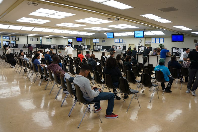 The Most Retro-Futuristic DMV in America