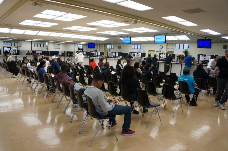The Most Retro-Futuristic DMV in America