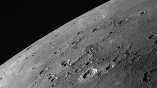 Astronomers have been at a loss to explain Mercury's excessively dark and unreflective s