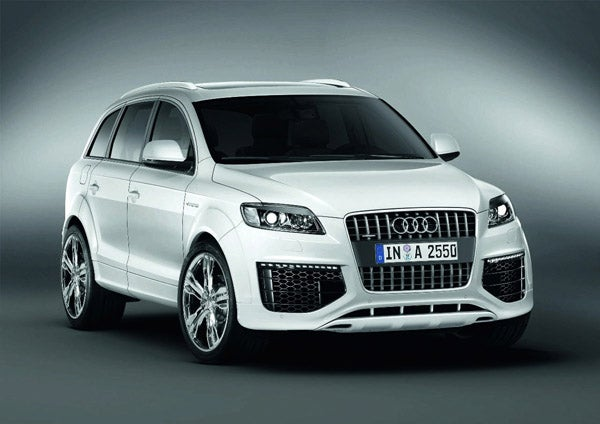 Audi Q7 Coastline Concept Is A Real Land Yacht