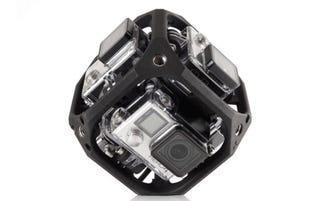 """Lo próximo de GoPro es esta cámara """"esférica"""" 360 para realidad virtual"""