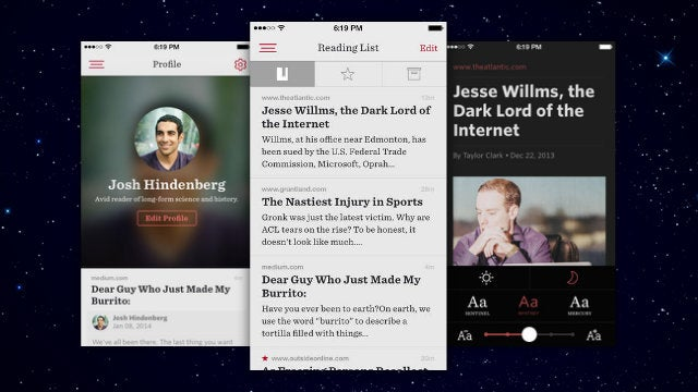Readability Gets iOS 7 Redesign, Adds Recommendations to Mobile