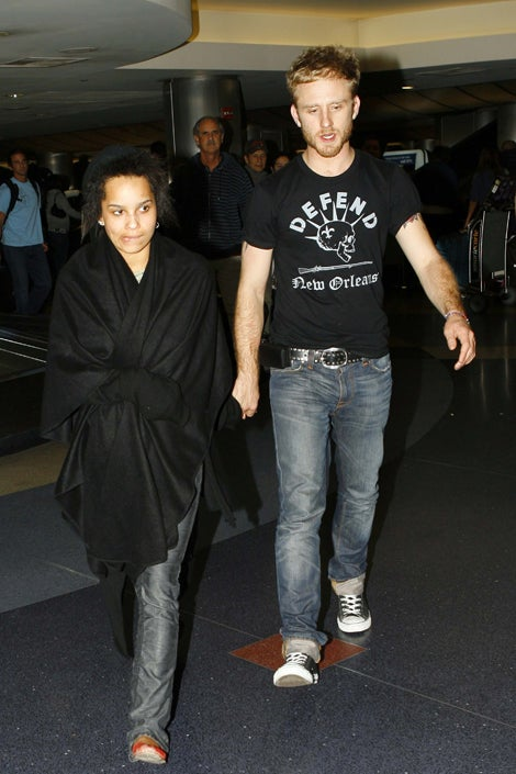 Zoe Kravitz & Ben Foster: It's So On