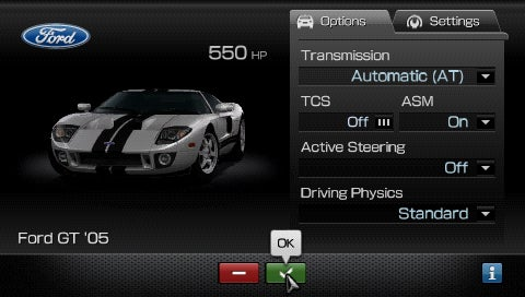 Gran Turismo PSP Screens Race Out Of Hiding
