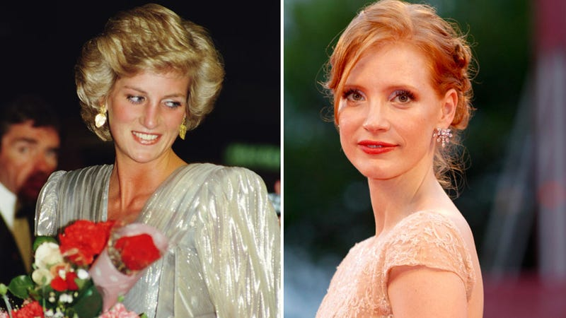 Which American Actress Is Stupid Enough to Play Princess Di in a Movie?