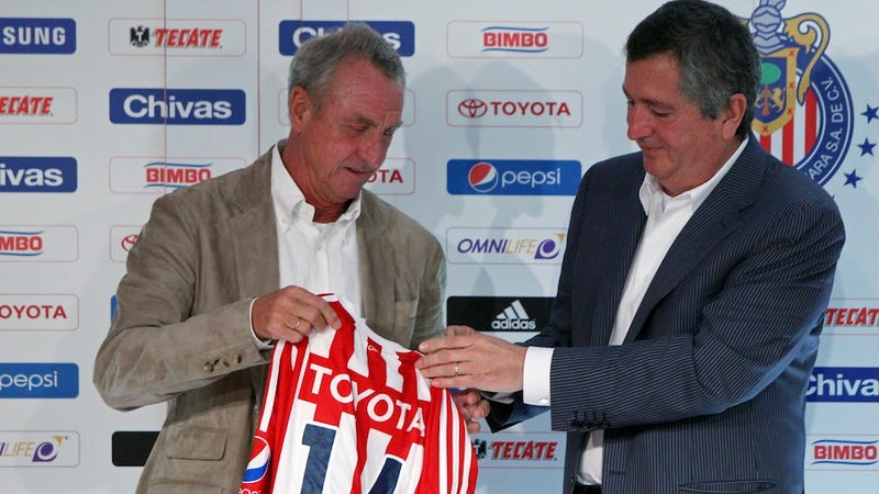 What Johan Cruyff's Flameout Says About Mexican Soccer's Problems