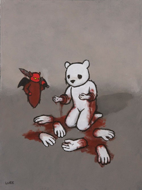 Hell is Other Teddy Bears