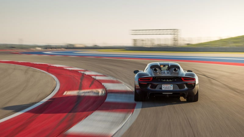 2015 Porsche 918 Spyder: The Jalopnik Review