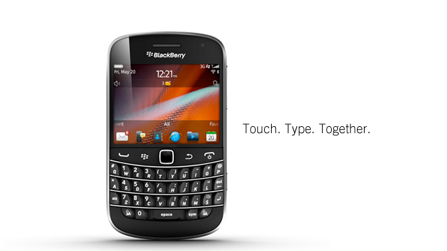 Today in the BlackBerry Holiday Hall of Fame: the BlackBerry Bold
