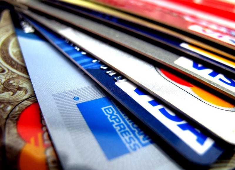 Times Are Good, And We Have a Trillion Dollars in Credit Card Debt
