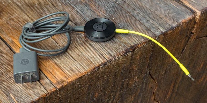 Chromecast Audio, análisis: la manera más barata de darle vida tu viejo equipo de audio