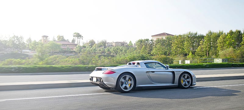 City Out Almost $44,000 After Cop Hits Carrera GT