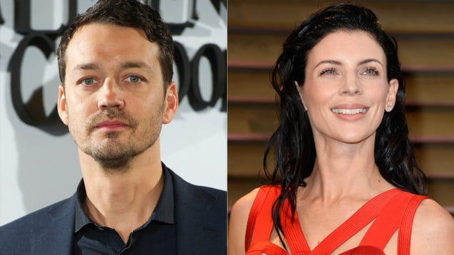 Liberty Ross Made Out of Divorce from Rupert Sanders Just Fine