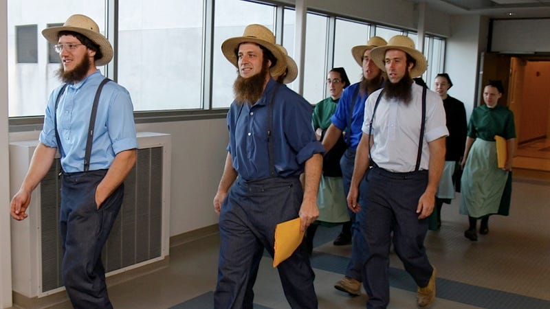 Amish Beard-Cutting Brigade Has Been Convicted, Will Make a Lot of Candles in Prison