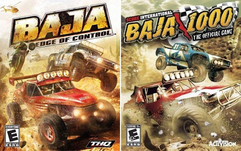 THQ Sues Activision Over Baja Box Art Rip