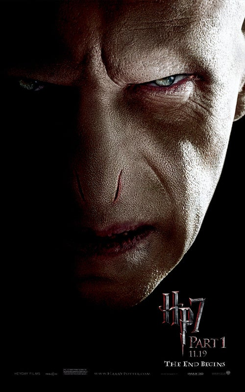 Harry Potter 7 Character Posters