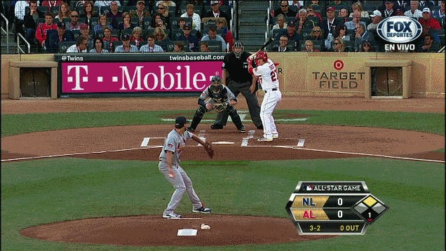 MLB Network Host Told Trout Before Game He'd Triple Home Derek Jeter