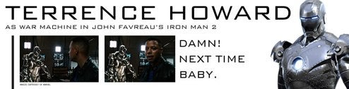 885 Outraged Fanboys Rally Behind 'Iron Man 2' Jiltee Terrence Howard