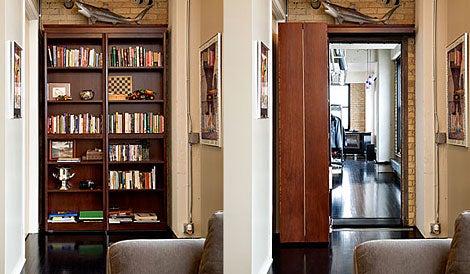 secret bookshelf 1