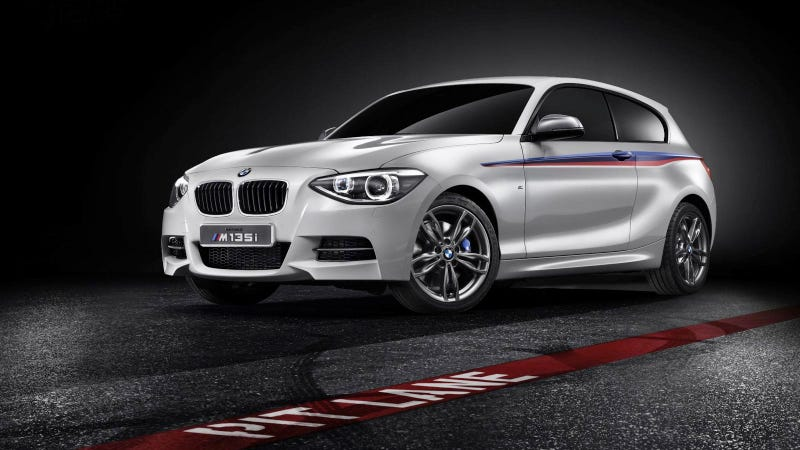 BMW M135i: Concept Photos