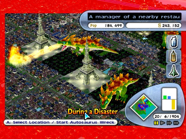 SimCity Creator Coming To Wii And DS
