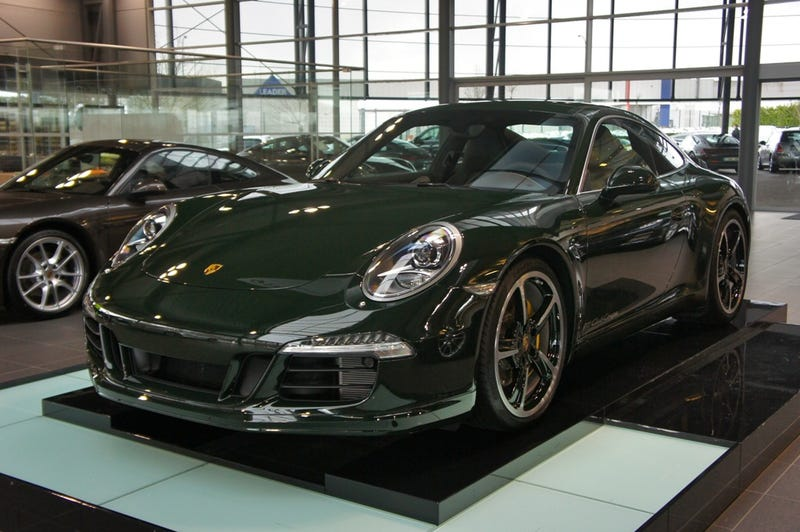 I'm in Love: Porsche 911 Club Coupe