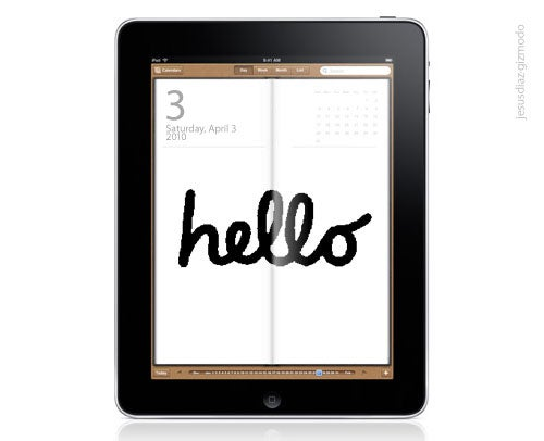 Official: iPad Launching Here April 3, Pre-Orders March 12