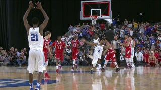 Duke's Meaningless Last Second Free Throw Cost Vegas Mi