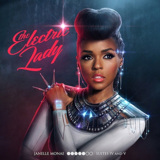 Janelle Monae's New Album Is Scorching Hot and Streaming Online
