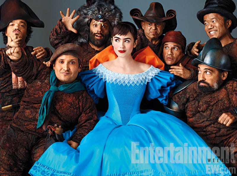 Why Are The 'New, Modern' Interpretations Of Snow White So… White?