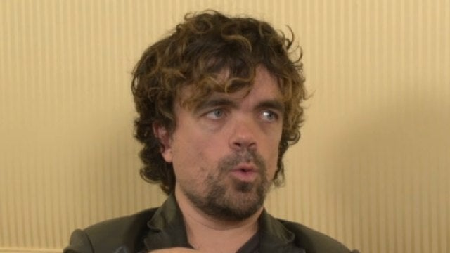 Peter Dinklage Catches You up on Game of Thrones in Under a Minute