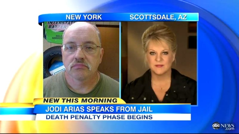 Man Arrested on Way to Tie Nancy Grace to a Tree Naked, Slit Her Throat