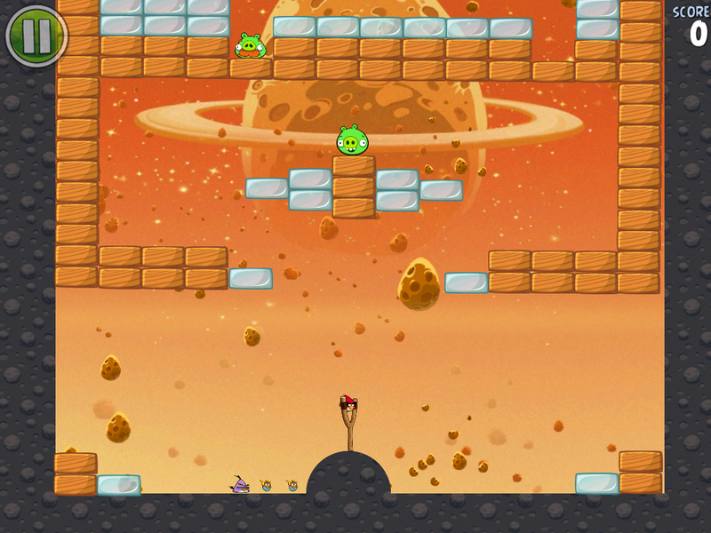 Where To Find Angry Birds Space's Golden Eggs