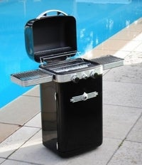 Memphis MP3 Player BBQ Grill