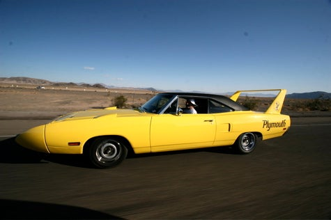 On the Road, Mopar Style