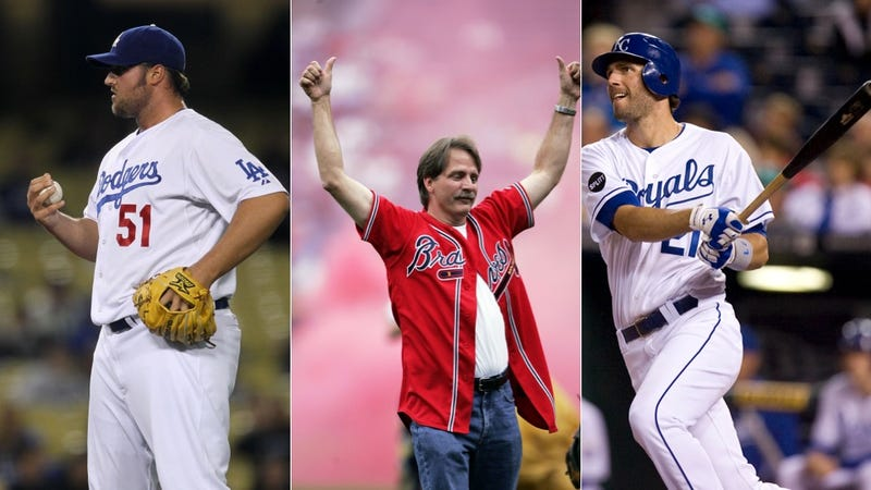 Jeff Francoeur Enticed Jonathan Broxton By Taking Him Hunting At Jeff Foxworthy's House