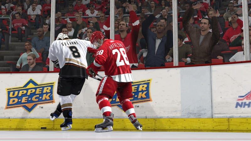 EA Adds First-Person Punching To NHL 10