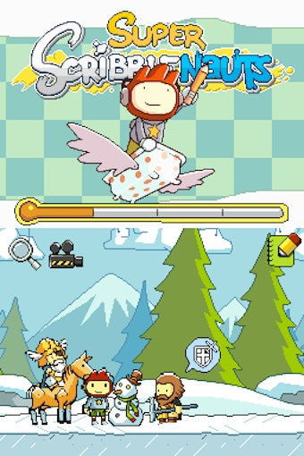 Super Scribblenauts And My Lost Wedding Ring